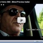 Cego desenha Volvo S60 em video-teaser