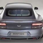 Aston Martin revela mais imagens do Rapide
