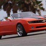 Produção do Camaro conversível é confirmada pela GM