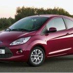 Ford desiste de vender Ka e a Ranger nos EUA