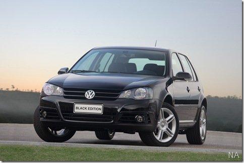 Volkswagen lança Golf Black Edition a partir de R$ 63.950