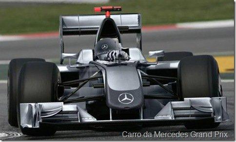 Novidades da Formula 1 2010 (Parte 1)