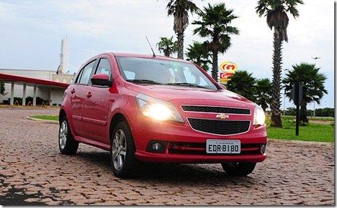 Preços e equipamentos dos kits de personalização do Chevrolet Agile