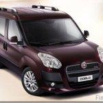 Fiat revela nova Doblò européia