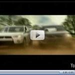 Video – Comercial de lançamento do Mitsubishi Outlander GT