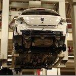 Volkswagen Gol GT é flagrado dentro da fábrica