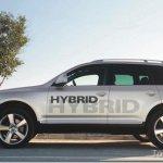 Volkswagen Touareg Bluemotion híbrido será mostrado em Frankfurt
