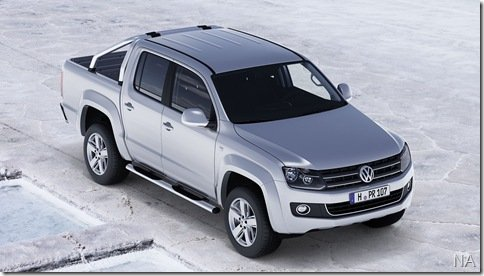 Volkswagen revela a picape Amarok