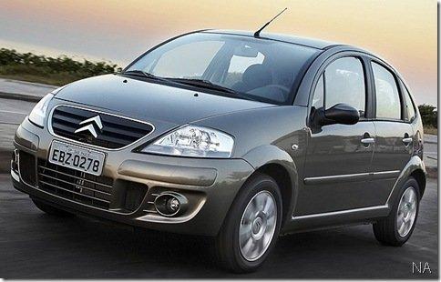 Citroën anuncia recall para o C3