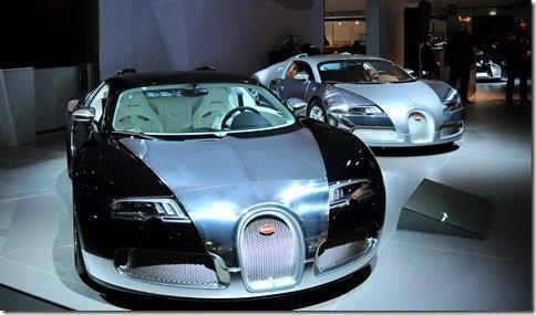 Bugatti Veyron ganha 3 edições especiais