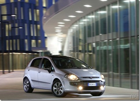 Fiat Punto Evo deve ser lançado no Brasil em 2011