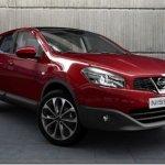 Vazam fotos do Nissan Qashqai 2010