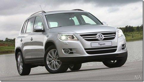 Volkswagen Tiguan em promoção por R$ 99.900