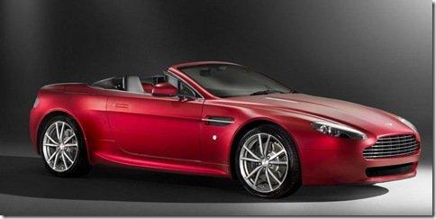 Aston Martin Vantage V8 2010 recebe algumas modificações