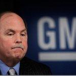 Presidente da GM renuncia o cargo