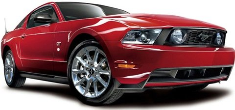 Mustang GT 2011 terá motor V8 de 412cv