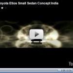 Toyota divulga video-teaser do Etios