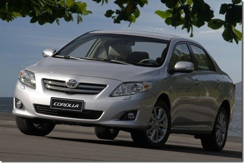 Toyota Corolla 2.0 deve ser lançado em março