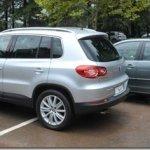 Volkswagen Tiguan 2010 ganha sistema que estaciona o carro