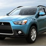 Mitsubishi apresenta o crossover ASX