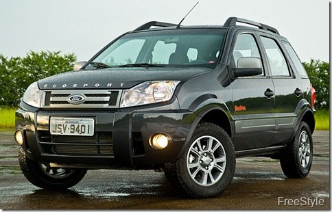 Eis a Ford EcoSport 2011!