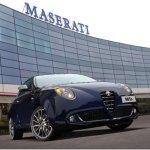 Alfa Romeo MiTo ganha versão Maserati