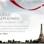 Citroën dá passagens para Paris para quem comprar um carro da marca em janeiro