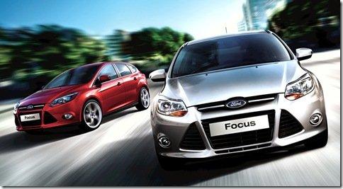 Salão de Detroit – Novo Ford Focus 2011