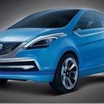 Suzuki mostra na Índia o conceito de uma minivan para mercados emergentes