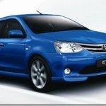 Toyota Etios é revelado oficialmente