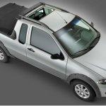 Fiat Strada Trekking 1.8 sai de linha para a chegada da Sporting