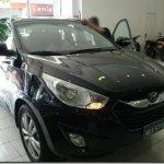 Hyundai ix35 é flagrado no interior de São Paulo