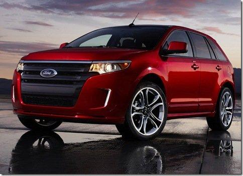 Ford revela Edge 2011