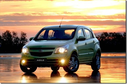 Chevrolet ultrapassa Volkswagen e torna-se a vice em vendas no mercado; Fiat permanece na liderança