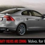 Volvo S60 será apresentado em Genebra com versão esportiva