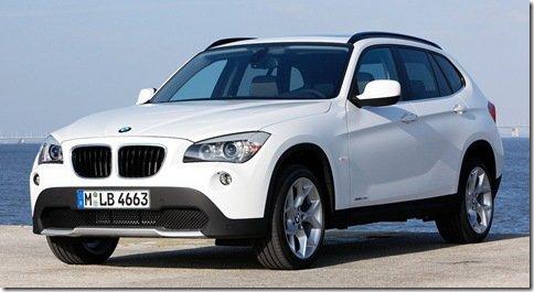 BMW X1 é lançado no Brasil