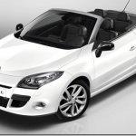 Renault revela o Megane CC 2011