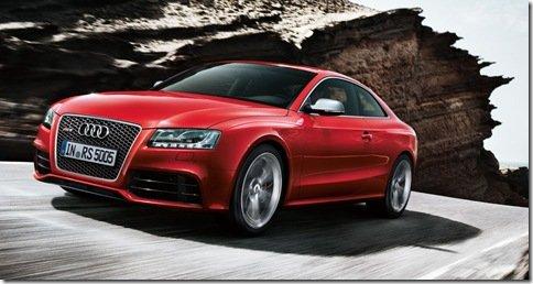 Audi RS5 vaza pelas mãos de agência de publicidade