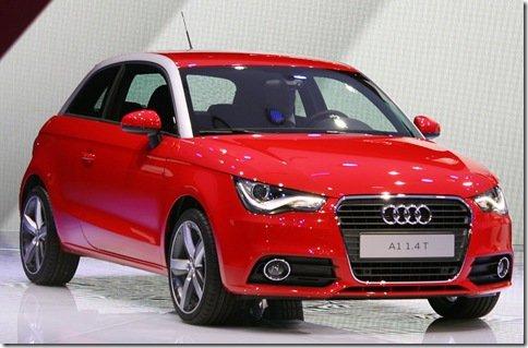 Salão de Genebra 2010 – Audi A1