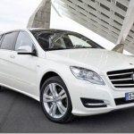 Mercedes revela nova geração da Classe R