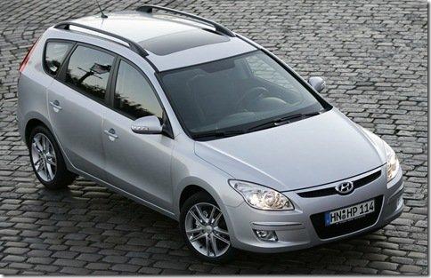 Hyundai pode lançar i30 Estate em breve