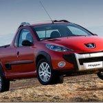 Peugeot revela a picape compacta Hoggar