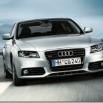 Audi testa A4 flex no Brasil