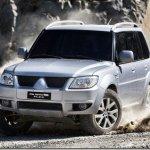 Mitsubishi Pajero TR4 está envolvido em recall