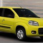 Fiat apresenta oficialmente o Novo Uno