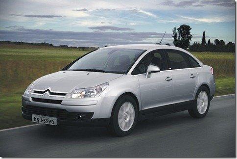 Citroën C4 e C4 Pallas são convocados para recall