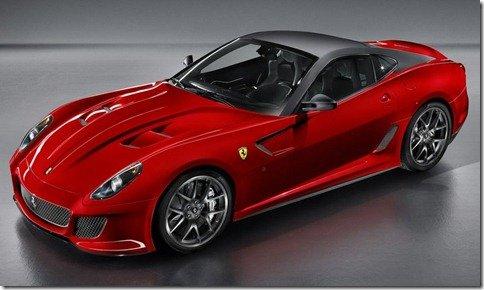 Ferrari 599GTO estará no Salão de São Paulo e será vendida aqui