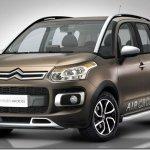 Citroën apresenta fotos oficiais do Aircross