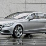 Mercedes apresenta o Shooting Break Concept