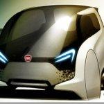 Fiat apresenta o conceito FCC III